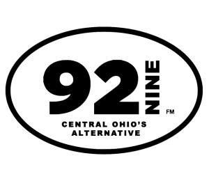 CD 92.9 FM Logo